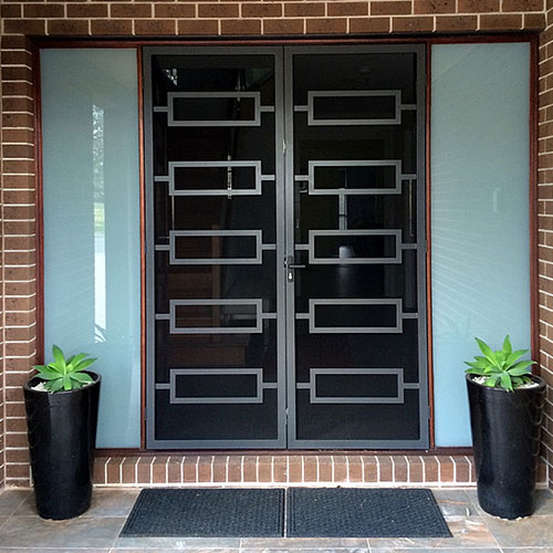 security doors for residential purpose