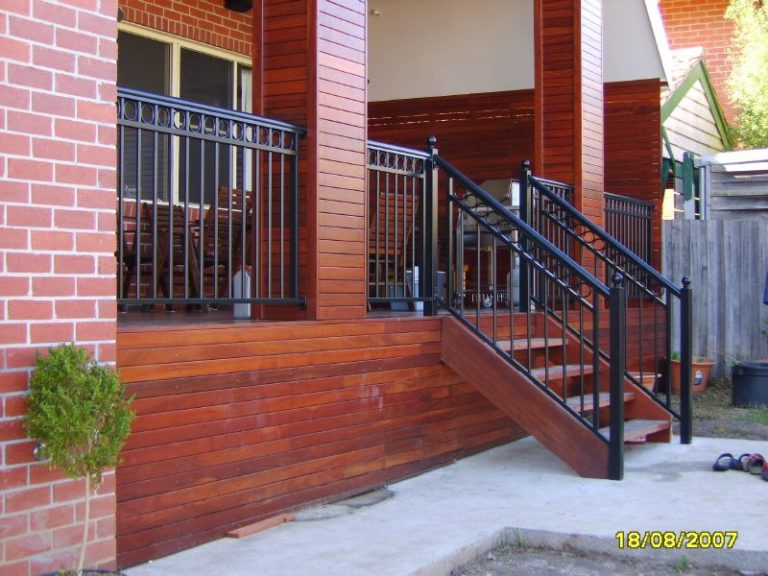 fences gates eastern surburbs Melbourne