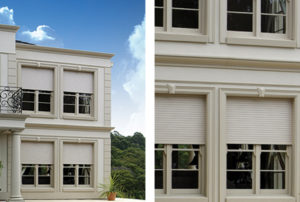 roller shutters for windows