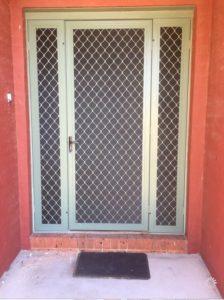 Diamond Door Diamond Panels Aluminium