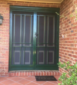 Heritage Collection Design – Colac Steel Doors