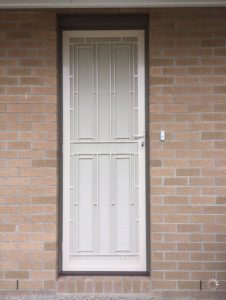 HERITAGE COLLECTION DESIGN – EMERALD STEEL DOOR
