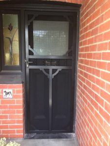 Heritage Collection Design Daylesford Steel Door