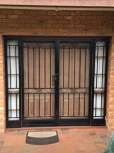 HERITAGE COLLECTION DESIGN – KERANG DOUBLE DOORS AND 2 PANELS